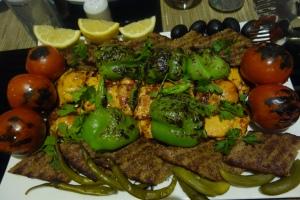 Kebab galore!